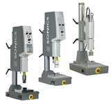 Professional maintenance for Sonics & Materials (Sonics) ultrasonic plastics welding equipment