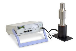Sonics Multiple Frequency Ultrasonic Horn Analyzer Systems