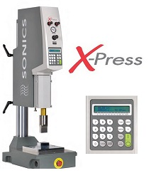 Sonics 20kHz X-Press - Dongguan Sanglisi Machinery and Equipment Limited